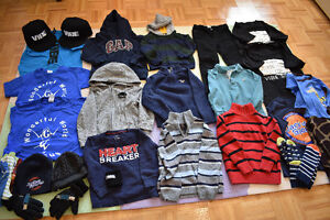 Boy clothes (size: 4-5 years)