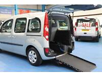 Renault Kangoo Expression AUTO Wheelchair car, Automatic mobility vehicle 2012
