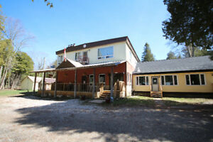 Lake Huron Lodge/Resort & LAND Opportunity!