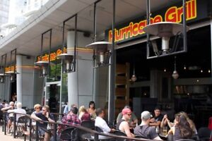 Business for Sale: Hurricane Grill in Yaletown