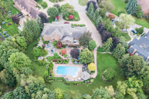 2-Storey Estate Home For Sale in Country Estates, Markham