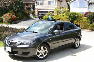2006 Mazda Mazda3 GS with GT features Sedan