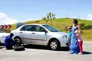 Fast and cheap roadside assistance $30