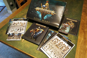 Age of Sigmar Soul Wars + More to Sell