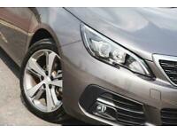 2020 Peugeot 308 1.2 PureTech 130 Allure 5dr Estate Estate Petrol Manual