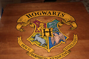 Table Harry Potter