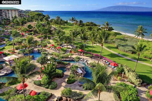 PANORAMIC 3BR/3BA:POOLS,GRILL,FITNESS CENTER,SPA,LANAI,OCEANVIEW