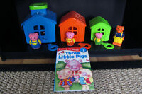 iPlay Three Little Pigs