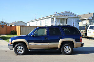 2001 Chevrolet Tahoe LT great condition