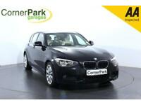2014 BMW 1 SERIES 116I M SPORT HATCHBACK PETROL