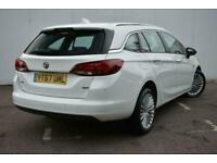 2017 Vauxhall Astra 1.6 CDTi 16V 136 Elite Nav 5dr Auto Estate Estate Diesel Aut