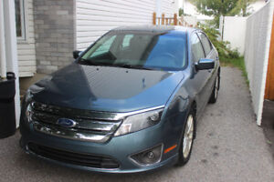 2012 Ford Fusion SEL Berline