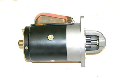 Ford 2000 3000 4000 2600 3600 3cyl Gas Tractor Replacement Starter D7nn11001a