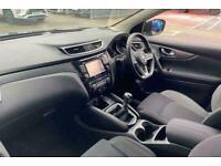 2017 Nissan Qashqai 1.2 DiG-T N-Connecta 5dr Manual Hatchback Petrol Manual