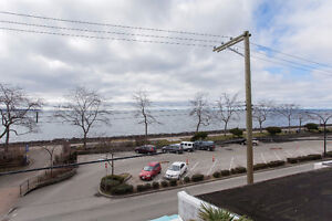 Waterfront Ocean View Penthouse!! -White Rock Beach