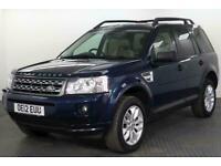 2012 Land Rover Freelander Freelander 2 TD4 XS SUV 2.2 Manual Diesel Estate Dies