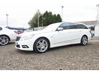 2011 61 MERCEDES-BENZ E CLASS 2.1 E220 CDI BLUEEFFICIENCY SPORT 5D AUTO 170 BHP
