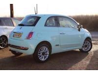 2014 64 FIAT 500 0.9 TWINAIR LOUNGE 3D 85 BHP