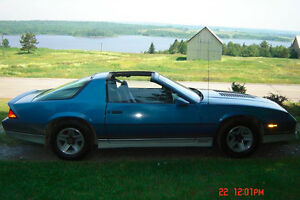1985 Chevrolet Camaro Coupe (2 door)