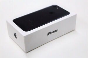 > BRAND NEW IN BOX - iPhone 7