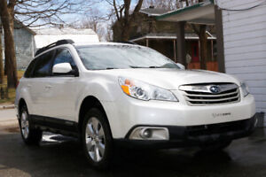 Subaru Outback traction intégrale 2012 AWD