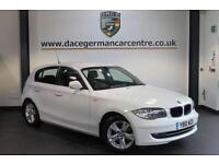 2010 10 BMW 1 SERIES 2.0 118D SE 5DR 141 BHP DIESEL