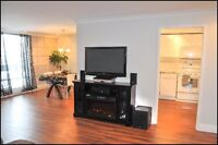 large - newly renovated 2 bedroom condo in the Westend