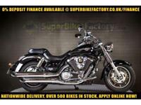 2014 14 KAWASAKI VN1700 FAF CLASSIC 1700CC 0% DEPOSIT FINANCE AVAILABLE