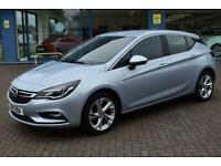 2018 Vauxhall Astra 1.4 5dr SRI Hatchback Petrol Manual