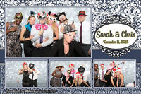Wedding Photo Booth starting @ 3hrs for $310.00