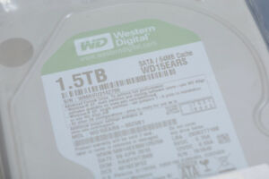 1.5TB WD 7200rpm SATA drive *NEW in original packaging*
