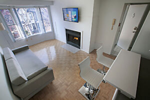 JULY 1st - 2 BDRM - Downtown - Dundas Square - Furnished