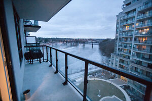Brand new 1 BDR condo with incredible views - incl parking