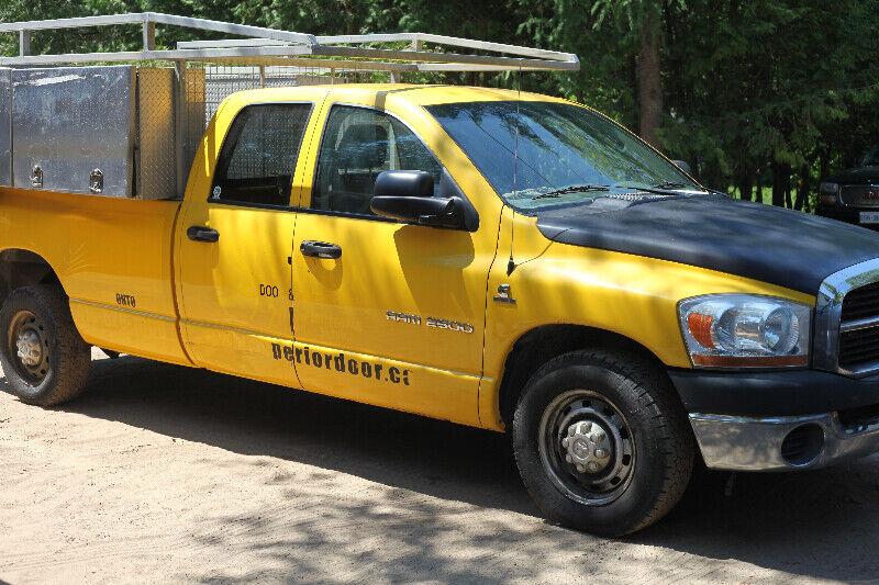 2006 Dodge Ram 2500 Diesel