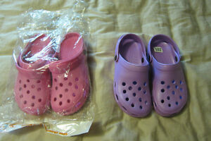 Two pairs of shoes - size 7-9 Brand New