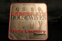 Deperate Housewives Dirty Laundry GAME brand new