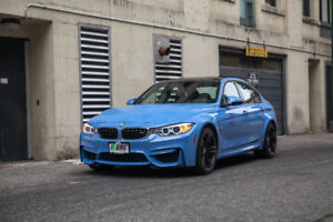 2015 BMW 3-Series M3 (6 Speed) Sedan