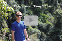 Build Your Story Video Editor/Vlog Editor