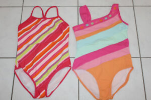 "GIRLS GYMBOREE SIZE 9 10 SWIM SUIT BATHING SUIT ""LIKE NEW"""