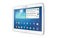 galaxy tab 3 16 GB 10.1 in screen