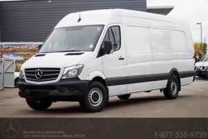 2018 Mercedes-Benz Sprinter V6 2500 Cargo 170 Ext