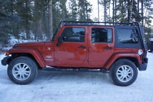 2009 Jeep Wrangler Unlimitted