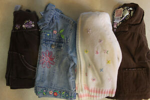 Four, size 18-24 Sweaters/ Jackets