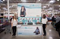 Costco Ajax - In Store Sales $200-$500 per day
