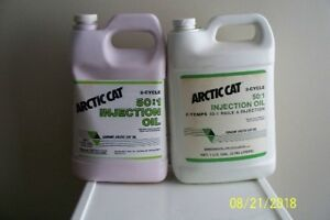 Arctic Cat 50: 1 Injection Oil