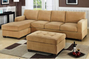 Canadian Made Sectional Sofa set Choice of color $1499..........