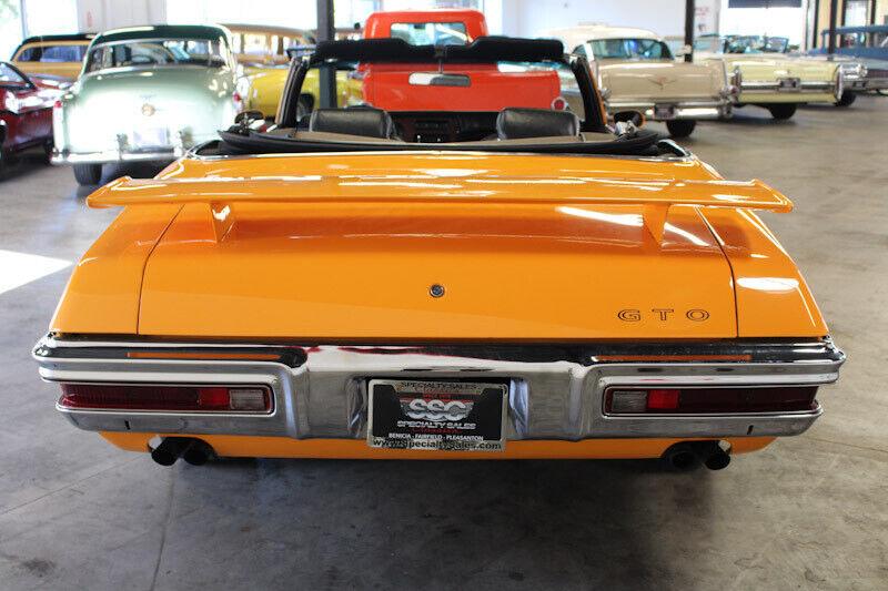 Image 9 Voiture Américaine de collection Pontiac GTO 1970