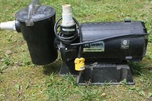Hayward 1 HP pool pump