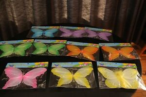 New Butterfly decorations for party or wedding