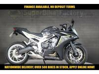 2017 66 HONDA CBR650F 650CC 0% DEPOSIT FINANCE AVAILABLE